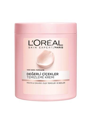 L'Oréal Paris Değerli Çiçekler Temizleme Kremi Renksiz